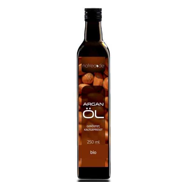 BIO-Arganöl geröstet, kaltgepresst - 250 ml