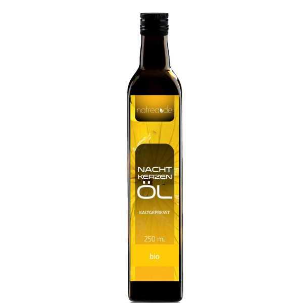 BIO-Nachtkerzenöl, kaltgepresst - 250 ml