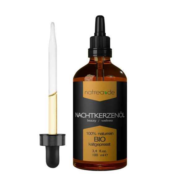Bio-Nachtkerzen Hautöl - 100ml