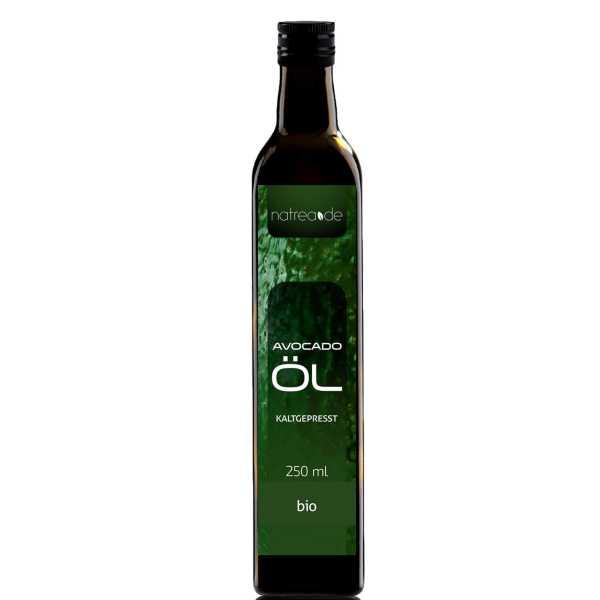 BIO-Avocadoöl, kaltgepresst - 250 ml