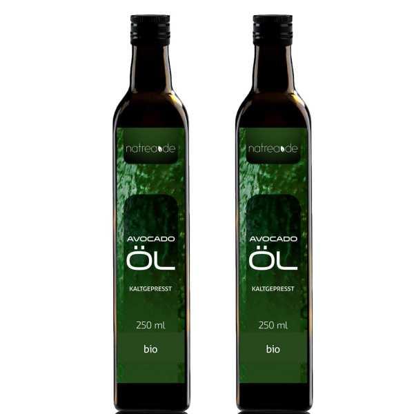 BIO-Avocadoöl, kaltgepresst - 500 ml