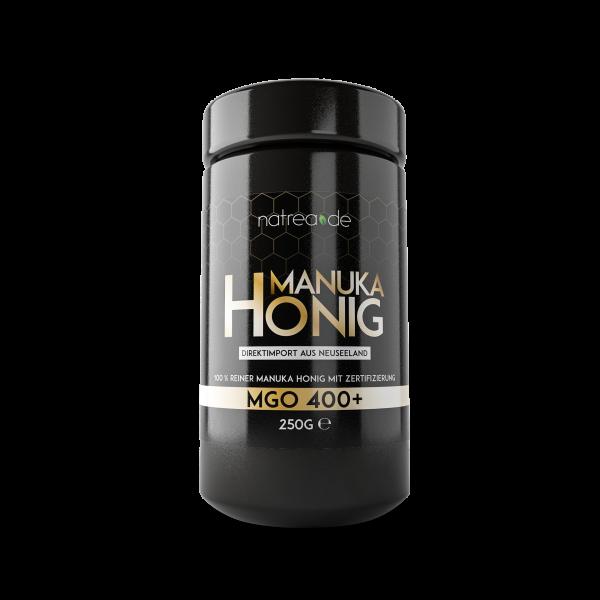 Manuka Honig, MGO 400+, 1er Pack (1 x 250 g)