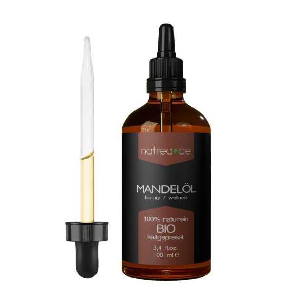 Bio-Mandel Hautöl - 100ml